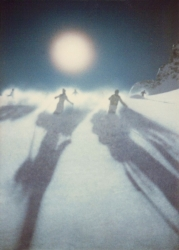 Ski Painting